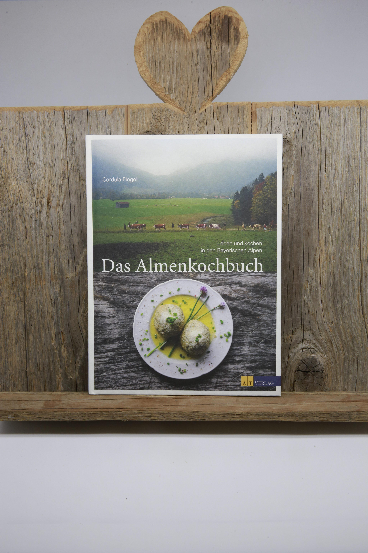 Buch Das Almenkochbuch