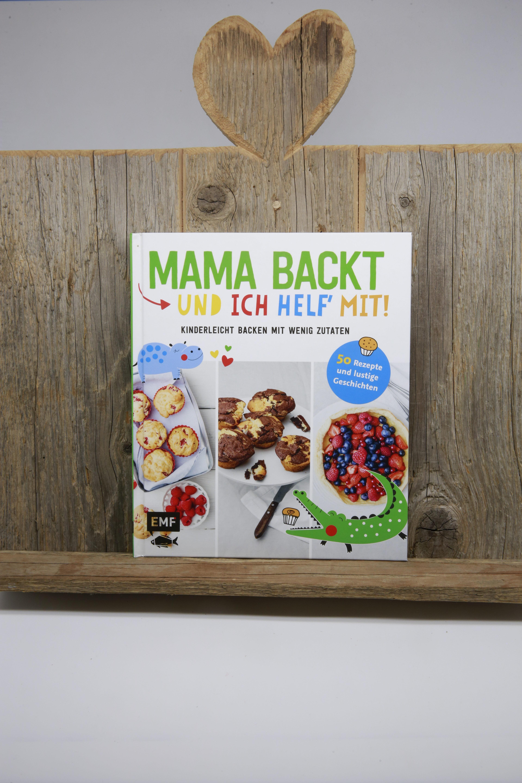 Buch Mama Backt und ich helf mit