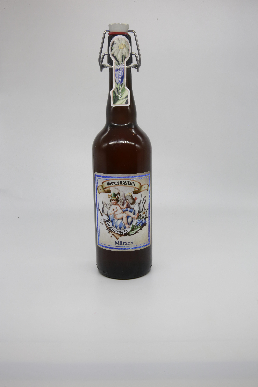 Bier Märzen 0,75l