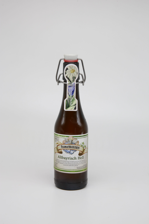 Bier Altbayrisch Hell 0,33l