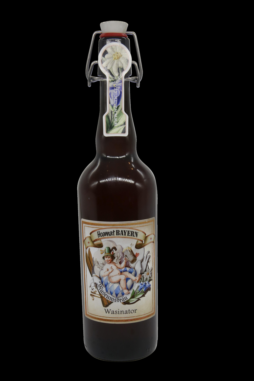 Bier Wasinator 0,75l