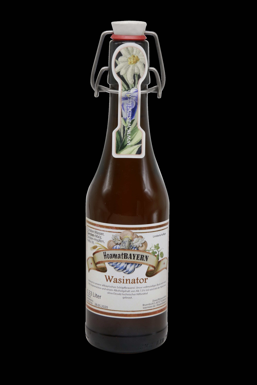Bier Wasinator 0,33l